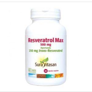 Resveratrol Max Suravitasan