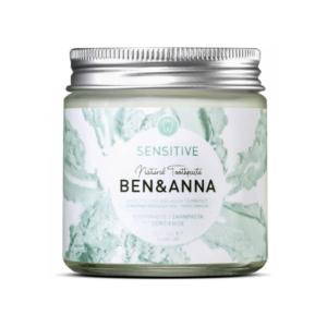 Madre Selva Cosmetics- Pasta de dientes Ben & Anna-Sensitive
