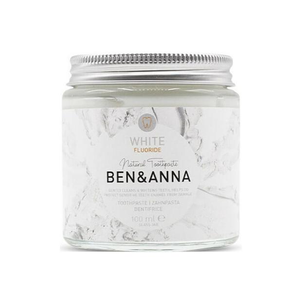 Madre Selva Cosmetics- Pasta de dientes Ben & Anna-White