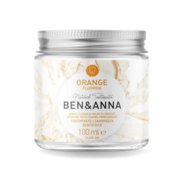 Madre Selva Cosmetics- Pasta de dientes Ben & Anna. Cosmetica Natural