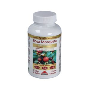 Rosa mosqueta en Perlas - nutricosmético Dietéticos Intersa - Madre Selva Cosmetics
