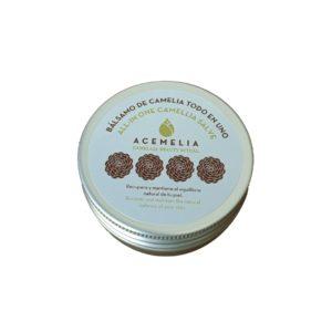 Bálsamo regenerante de Aceite de Camelias 50 ml.