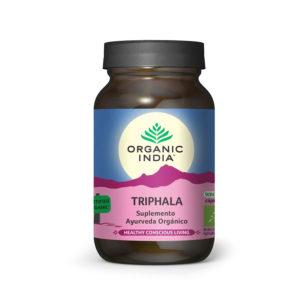 Triphala 90 cápsulas - ORGANIC INDIA