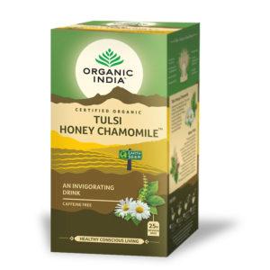 Tulsi Honey Chamomile - ORGANIC INDIA